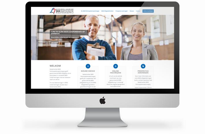 Website Ontwikkeling Mkbpartmij